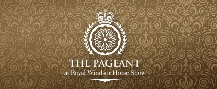 Pageant at the Royal Windsor Horse Show, costume supplied by Thespis