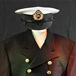 Captain Edward Smith Uniform costume hire