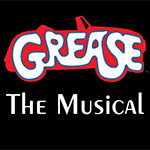 Grease logo Musical Costume Hire