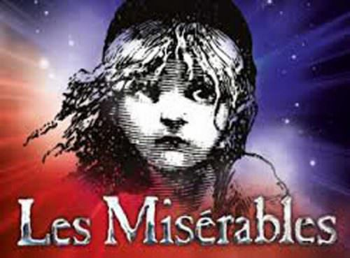 Logo for Les Miserables