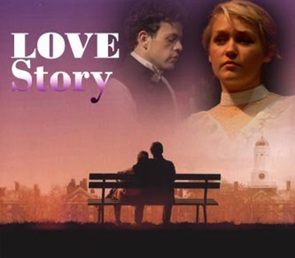 Logo for Love Story
