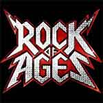 Logo for Rock of Ages costume hire
