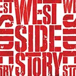 Logo for West Side Story