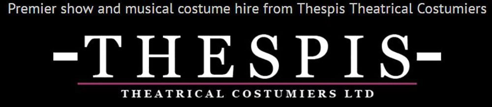 Logo for Thespis Theatrical Costumiers Ltd UK