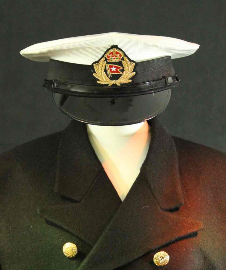 White Star. Titanic officers uniform hire.